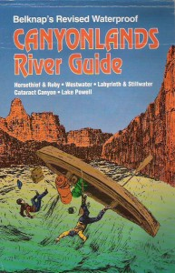(Haha who puts this image on the cover of a river map guide?!)